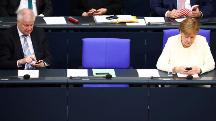 'Merkel, hem Almanya hem Avrupa için bir şans'