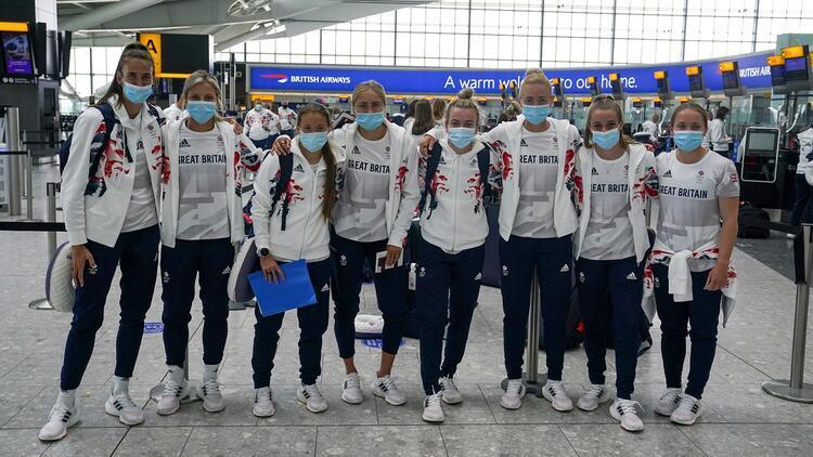 Büyük Britanya Kadın Futbol Takımı, olimpiyatlarda diz çökme eylemi yapacak