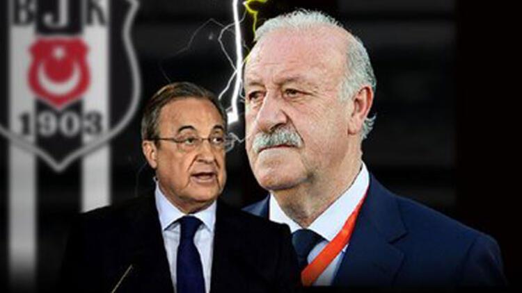 """Real Madrid Başkanı Florentino Perez'den şok sözler: """"O bir salak, inanmıyorsan Beşiktaş başkanına sor"""""""