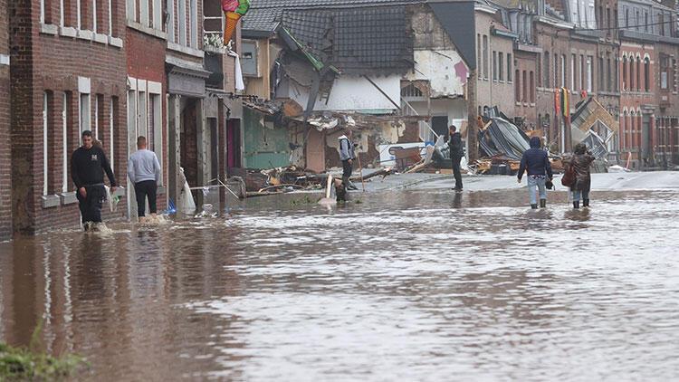 Belçika'daki sellerde bilanço yükseldi