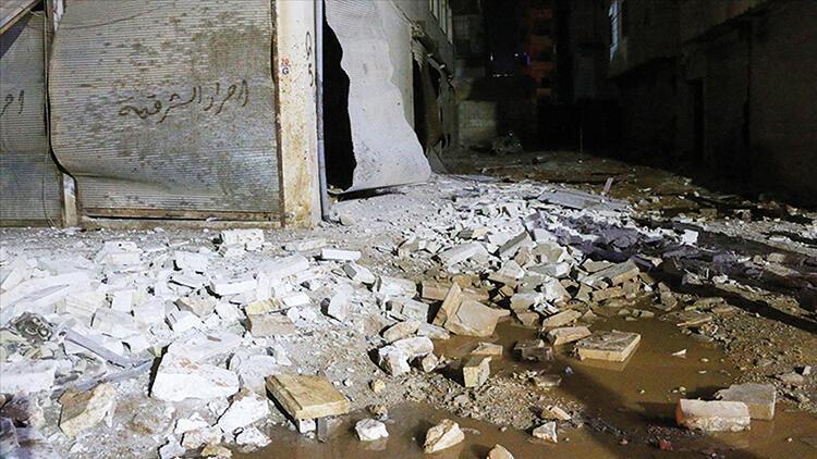 YPG Afrin'e saldırdı: 2 sivil ölü