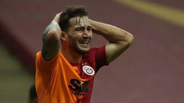 Son Dakika: Galatasaray'da Oğulcan Çağlayan UEFA listesine yazılamadı