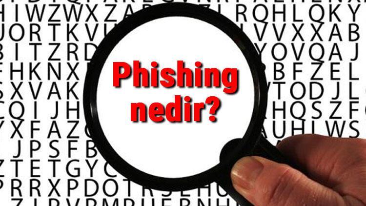 Phishing nedir, nasıl yapılır? Phishing nasıl temizlenir?