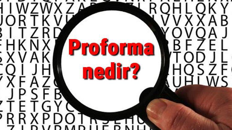 Proforma nedir, nasıl hazırlanır? Proforma fatura nasıl kesilir, ne işe yarar?