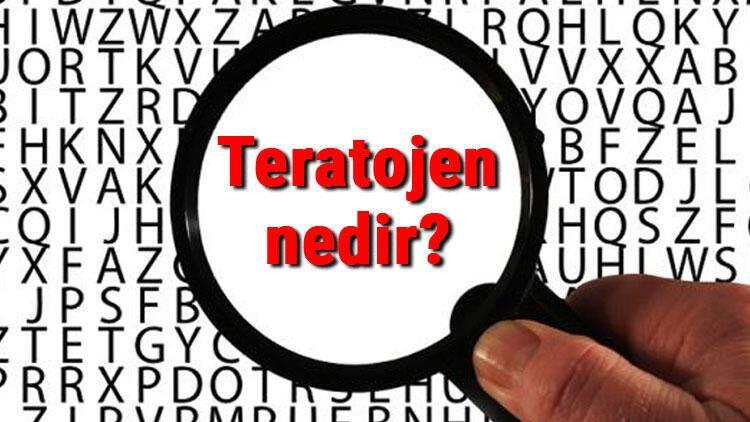 Teratojen nedir, neden olur? Tıpta teratojen ne anlama gelir?