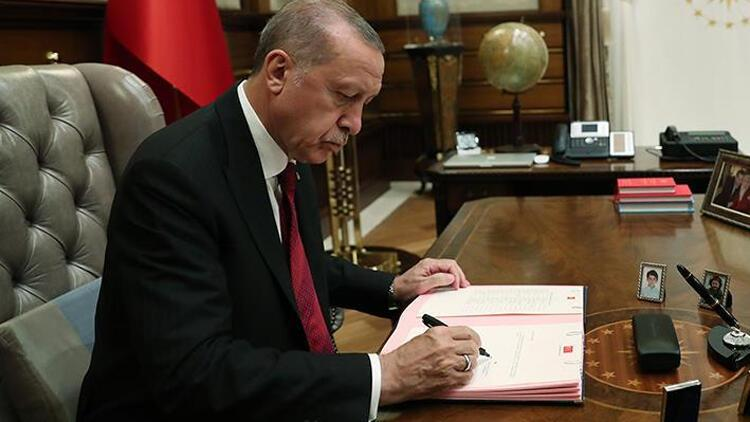Resmi Gazete'de yayımlandı! Cumhurbaşkanı Erdoğan'dan 'Yeşil Mutabakat Eylem Planı' genelgesi
