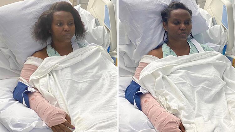 Öldürülen Haiti Cumhurbaşkanı'nın eşi Martine Moise'den ilk fotoğraf