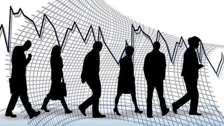Ücretli çalışan sayısında artış yaşandı