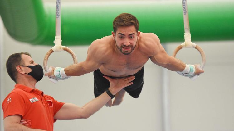"""Artistik Cimnasitk Erkek Milli Takım Antrenörü Yılmaz Göktekin: """"Olimpiyat diğerlerine benzemez..."""""""