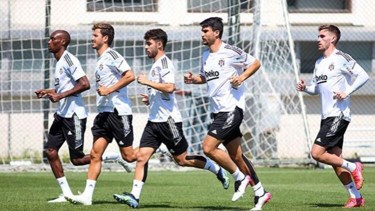 Beşiktaş, Başakşehir ve Kayserispor ile hazırlık maçı yapacak
