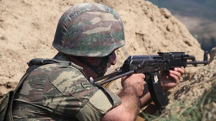 Son dakika... Ermenistan'dan sınırda yeni provokasyon: Ateş açtılar!