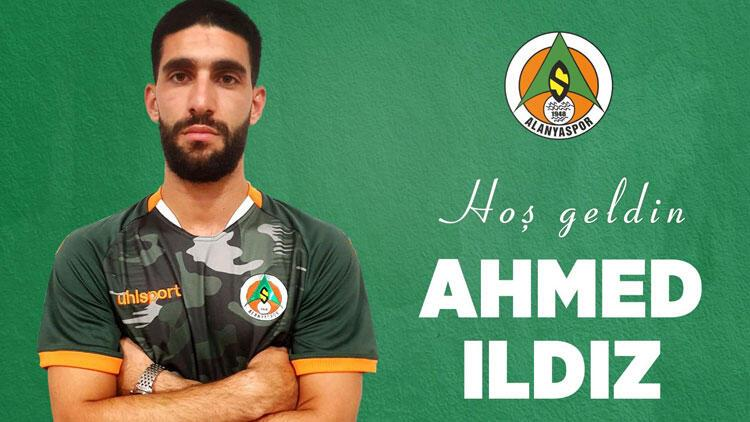 Son dakika transfer haberi: Ahmed Ildız, Alanyaspor'da