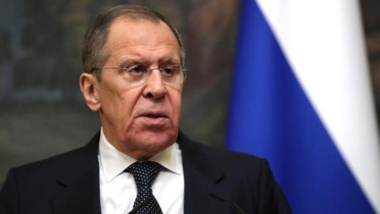 Rusya Dışişleri Bakanı Lavrov'dan 'Afganistan' açıklaması