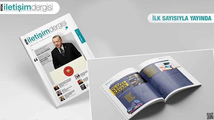 'RTÜK İletişim Dergisi' yayında