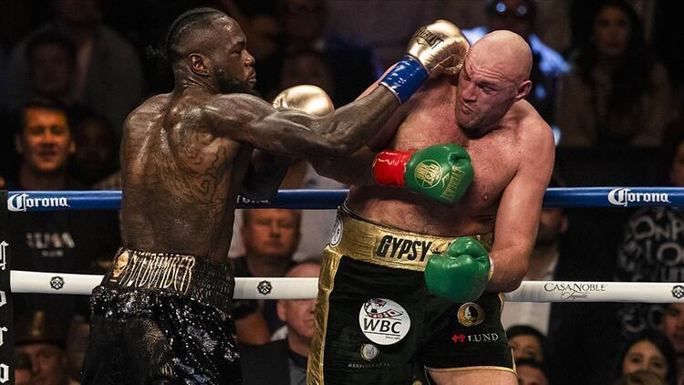 Fury Wilder boks maçı ne zaman? Dev maçın tarihi belli oldu