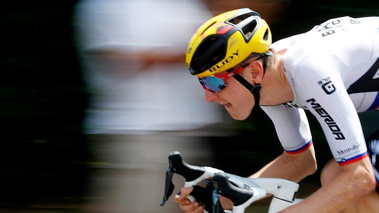 Fransa Bisiklet Turu'nun 19. etabını Matej Mohoric kazandı