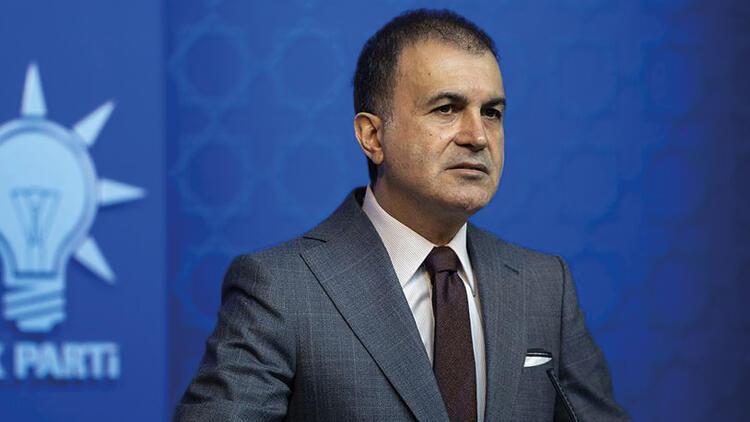 Ömer Çelik'ten, CHP Sözcüsü Öztarak'a sert yanıt