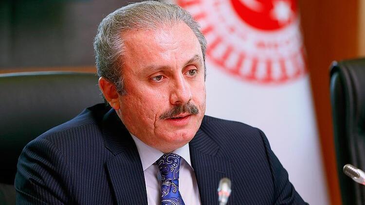 Deprem raporu TBMM Başkanı Şentop'a sunuldu