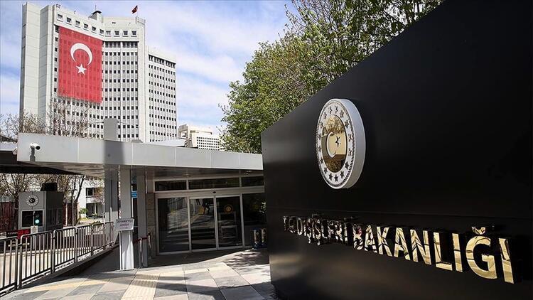 Dışişleri Bakanlığı'ndan BM temsilcilerinin açıklamasına eleştiri
