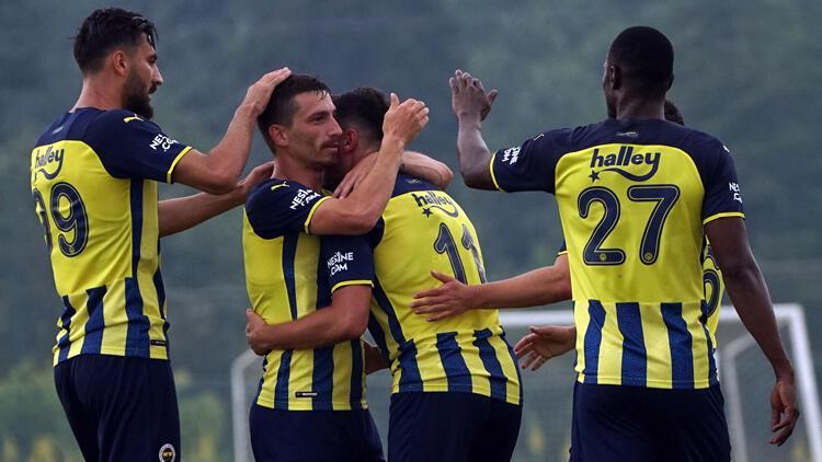 Son Dakika: Fenerbahçe'de Sinan Gümüş ve Marcel Tisserand sınıfı geçti