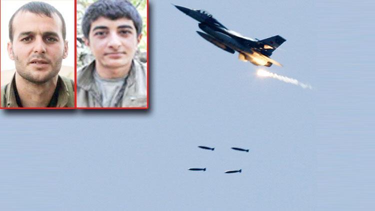 MİT'ten nefes kesen operasyon! PKK bombacıları havadan vuruldu