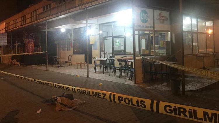 Samsun'da kahvehane tarandı! Ölü ve yaralılar var