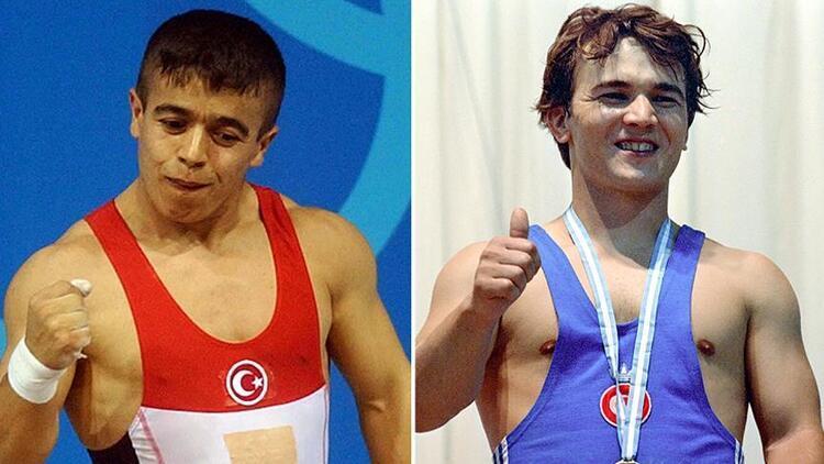 Olimpiyatlara Naim Süleymanoğlu - Halil Mutlu damgası