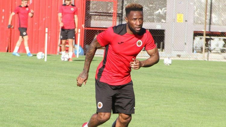 Gençlerbirliği'nin yeni transferi LuaLua: 'Hedefimiz Süper Lig'e geri dönmek'