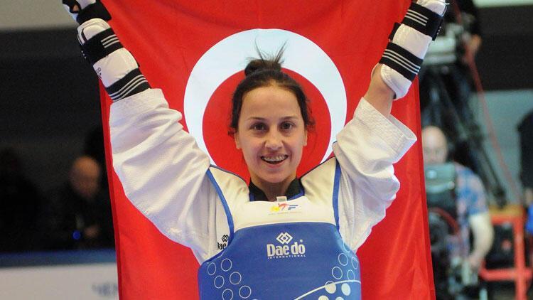 Milli tekvandocu Rukiye Yıldırım'ın hedefi olimpiyat madalyası