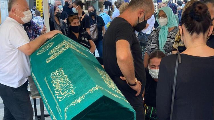 Seda Güven'in acı günü...Gözyaşlarına boğuldu