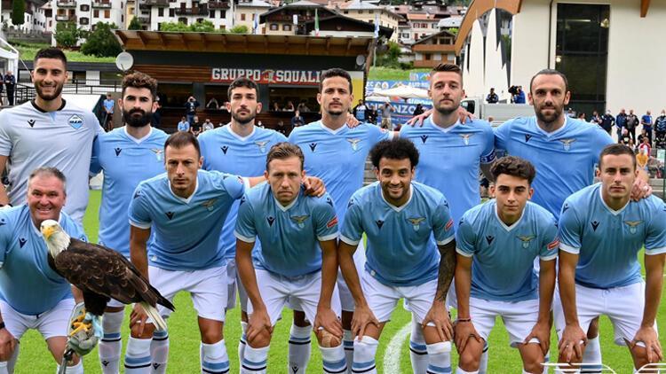Vedat Muriqi'nin sahneye çıktığı maçta Lazio gol yağdırdı