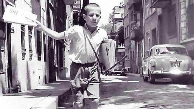 Güle güle gazeteci çocuk