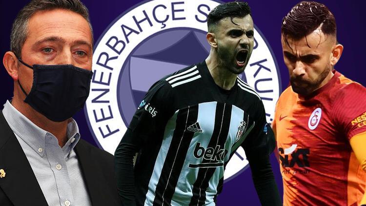 Son Dakika.. Ghezzal çılgın teklifi reddetti! Beşiktaş, Galatasaray derken Fenerbahçe detayı - Transfer Haberleri
