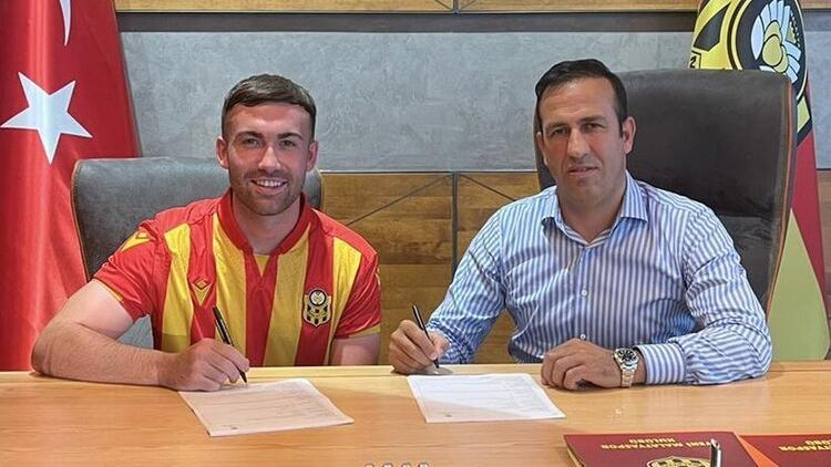 Son Dakika Transfer Haberi: İskoç orta saha Stevie Mallan, Yeni Malatyaspor'da