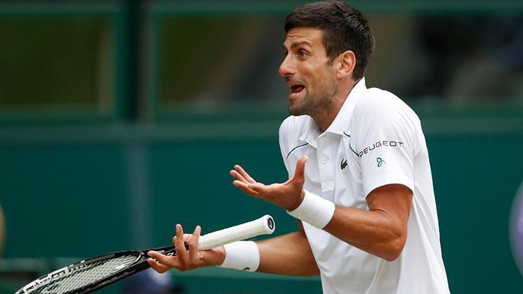 Tam kazanacaklarını sanarken... Djokovic'in rakiplerini delirten gizli silahıyla tanışın...