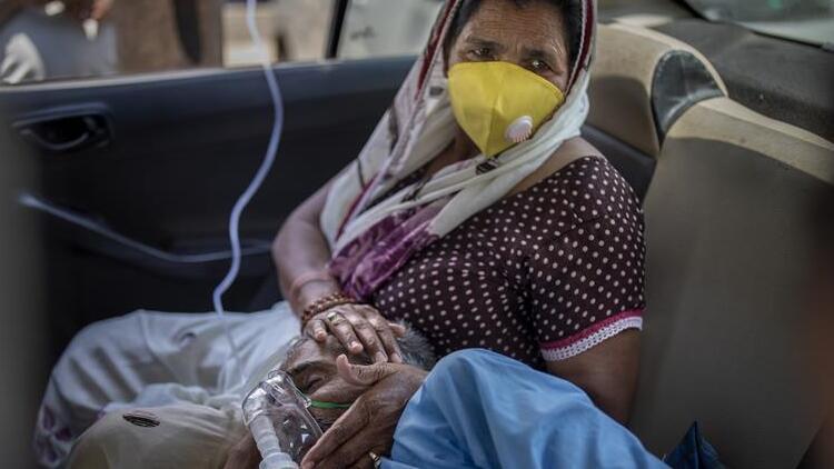 Hindistan'da tedavisi süren hasta sayısı azalıyor