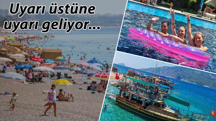 Antalya'da oteller bayram satışlarını kapattı! Geceliği 20 bin euro olan villalar bile doldu...