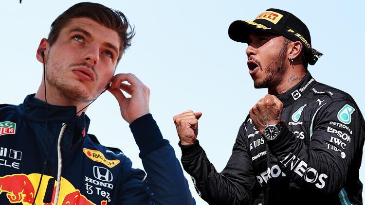 """Max Verstappen Lewis Hamilton'a ateş püskürdü! """"Saygısızca..."""""""