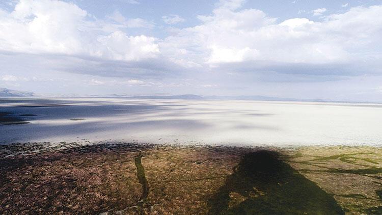 Nasreddin Hoca'nın maya çaldığı göl... Kurudu
