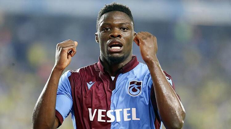 Trabzonsporlu futbolcu Ekuban yine gelmedi, kafaları karıştırdı