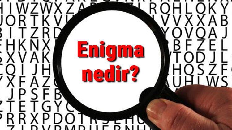 Enigma nedir? Enigma makinesi nasıl çalışır ve kim tarafından yapıldı?