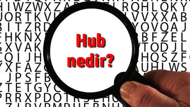 Hub nedir ve ne işe yarar? Switch ile Hub'un farkları