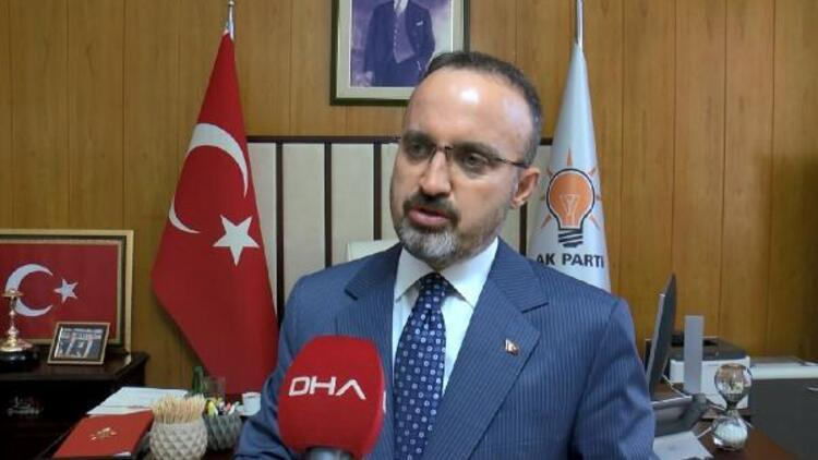 AK Partili Turan'dan eleştirilere tepki: Bunun adı FETÖ'ye hizmet