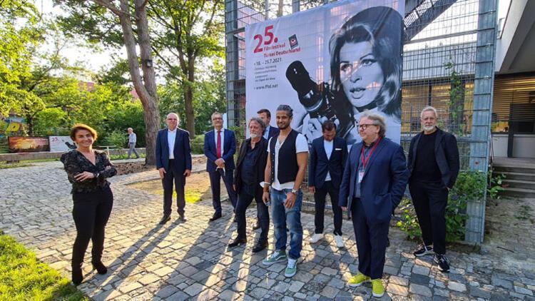 Nürnberg Türkiye-Almanya Film Festivali'nde 25'inci kez perde açıldı