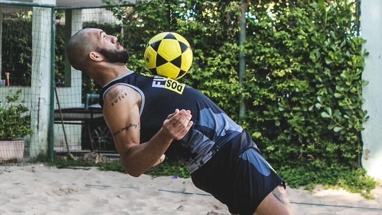 Fernandao'dan Bursaspor taraftarlarını heyecanlandıran paylaşım