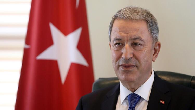 Milli Savunma Bakanı Hulusi  Akar'dan, 'Kurban Bayramı' mesajı