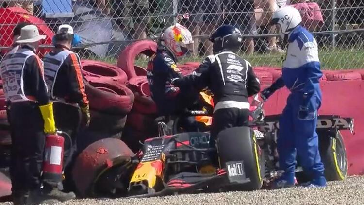 Max Verstappen taburcu edildi