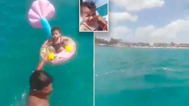 Bir anlık dalgınlık felakete neden oluyordu... Denizin ortasında böyle buldular!