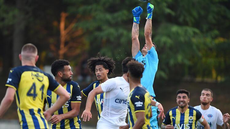 Son Dakika: Fenerbahçe - Kasımpaşa maçında Mauricio Lemos'un büyük talihsizliği