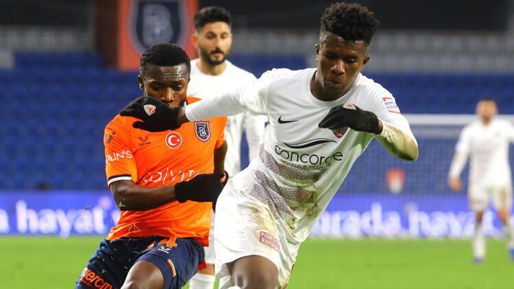 Son Dakika: Transferin hızlı takımı Eyüpspor, Mohammed Kamara'yı kiraladı